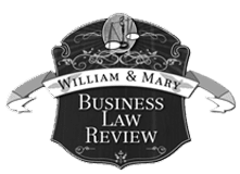 William and Mary Business Law Review