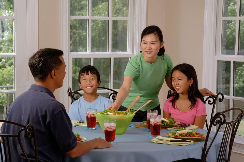Courtesy of Pixabay, labeled for reuse: https://pixabay.com/static/uploads/photo/2015/02/01/05/55/family-eating-at-the-table-619142_960_720.jpg