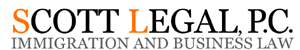 Scott Legal, P.C. Logo