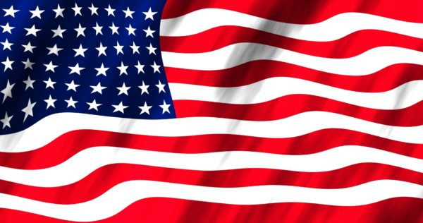 Courtesy of PublicDomainPictures, labeled for reuse: http://www.publicdomainpictures.net/pictures/160000/velka/american-flag-1459201553ppe.jpg